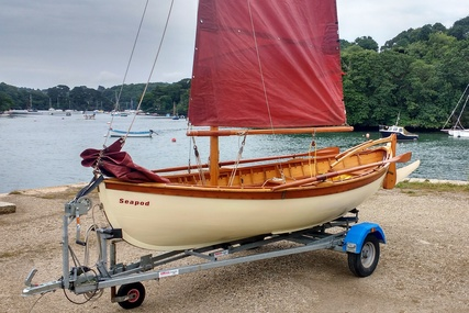 Custom Maine Peapod for sale in United Kingdom for £5,500