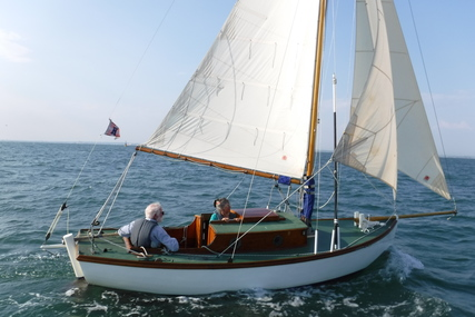 Custom Warrington-Smythe Bermudan Cutter for sale in United Kingdom for £5,750