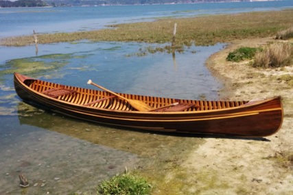 Custom Canadian Canoe for sale in United Kingdom for £2,500