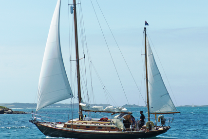 Custom Sparkman and Stephens Finisterre Yawl for sale in United Kingdom for £39,500