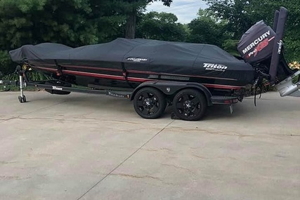 Triton 20 TRX Anniversary Edition for sale in United States of America for $55,000 (£43,154)