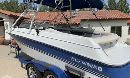 Image of Four Winns Horizon 210 for sale in United States of America for $18,250 (£13,075) Gilbert, Arizona, United States of America