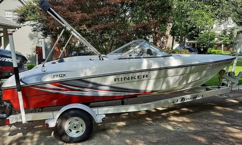 Image of Rinker 17QX for sale in United States of America for $27,800 (£21,812) Cary, North Carolina, United States of America