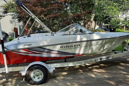 Rinker 17QX for sale in United States of America for $27,800 (£21,555)