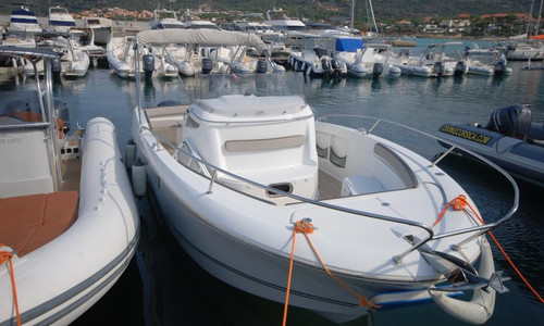 Image of Jeanneau Cap Camarat 8.5 CC for sale in France for €62,500 (£55,560) CALVI, , France