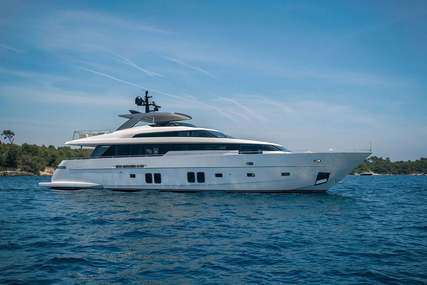 Sanlorenzo SL96 M/Y Sabbatical for sale in Netherlands for €4,950,000 (£4,517,536)