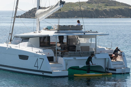 Fountaine Pajot Saona 47 for charter in Croatia from €5,000 / week