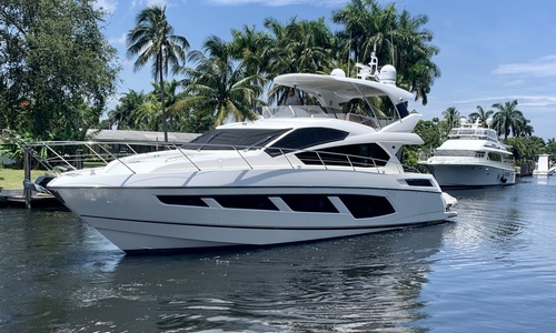 Image of Sunseeker Manhattan 65 for sale in United States of America for $1,640,000 (£1,174,154) Fort Lauderdale, Florida, United States of America