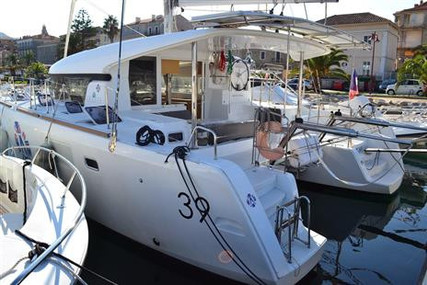 Lagoon 39 for sale in France for €280,000 (£255,787)