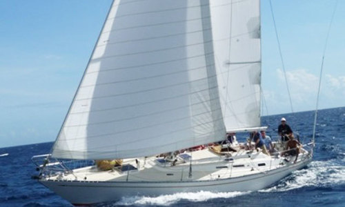 Image of Sparkman & Stephens IW40 for sale in Portugal for €69,950 (£63,752) Azoren, Faial, Horta, Portugal