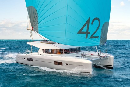 Lagoon 42 for charter in Italy from €5,124 / week