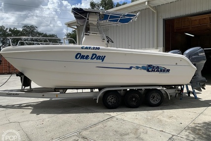 Carolina Skiff Sea Chaser Cat 230 for sale in United States of America for $31,500 (£24,516)
