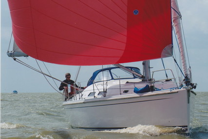 Hanse 370 for sale in Netherlands for €77,500 (£70,729)