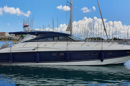 Princess V58 for sale in Croatia for €490,000 (£424,415)