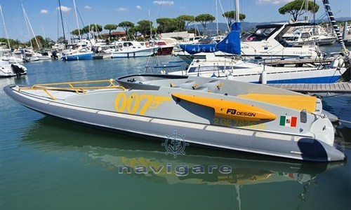 Image of FB Design RIB 33 CABINATO for sale in Italy for €100,000 (£86,128) Toscana, Italy