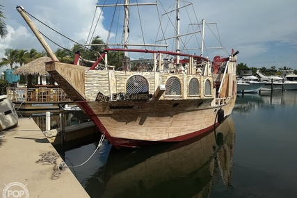 Homebuilt 35 Pirate Ship for sale in United States of America for $21,750 (£15,599)