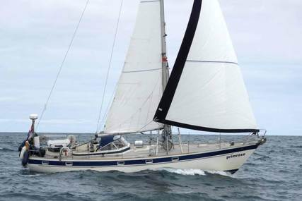Hallberg-Rassy 42 E for sale in Netherlands for €135,000 (£116,454)