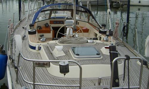 Image of Hallberg-Rassy 42 E for sale in Netherlands for €135,000 (£116,405) Monnickendam (, Netherlands