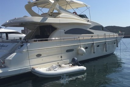 Astondoa A 72 GLX for sale in Italy for €389,000 (£353,100)