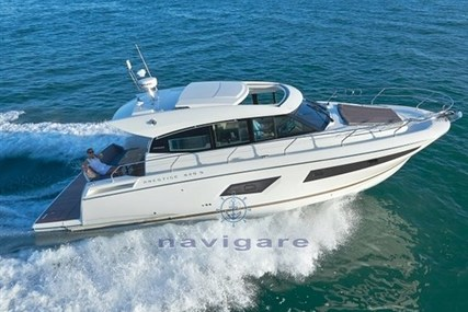 Prestige 42S for sale in Italy for €210,000 (£180,768)