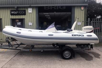 Brig Eagle 480 (2014) - ORCA Hypalon for sale in United Kingdom for £18,995