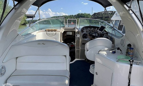 Image of Sea Ray 280 Sundancer for sale in United States of America for $50,600 (£36,603) Mckeesport, Pennsylvania, United States of America