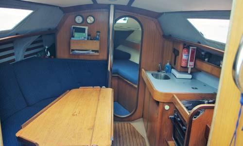 Image of Gib Sea Gibsea 282 Fin Keel for sale in United Kingdom for £12,950 Hazelbeach Yard, United Kingdom