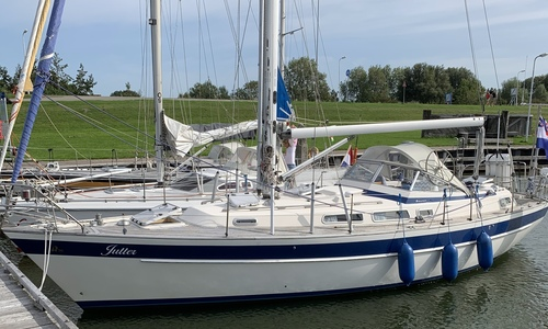 Image of Hallberg-Rassy 36 for sale in Netherlands for €95,000 (£86,582) Lemmer (, Netherlands