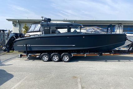 XO 270 Front Cabin OB for sale in United Kingdom for £159,000