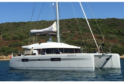 Lagoon 52F for charter in Greece from €13,176 / week