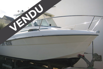 Jeanneau Merry Fisher 580 for sale in France for €8,500 (£7,321)