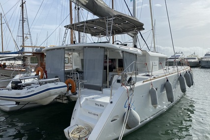 Lagoon 450F for sale in Greece for €485,000 (£431,837)