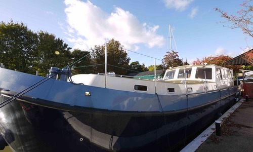 Image of Peter Nicholls Steel Boats Huffler 56 for sale in United Kingdom for £745,300 northamptonshire, United Kingdom