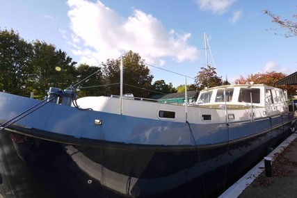 Peter Nicholls Steel Boats Huffler 56 for sale in United Kingdom for £745,300
