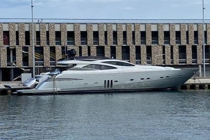 Pershing 90' for sale in Spain for €1,750,000 (£1,580,435)