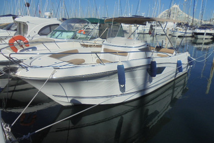 Jeanneau Cap Camarat 8.5 CC for sale in France for €59,000 (£53,772)