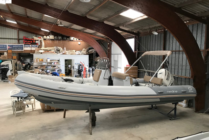 Zodiac MEDLINE 740 for sale in France for €56,000 (£49,826)