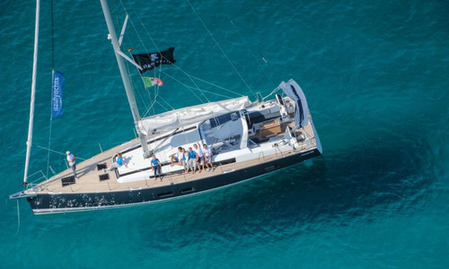 Image of Beneteau Oceanis 55 for sale in Italy for €420,000 (£383,565) La Sicilia, , Italy