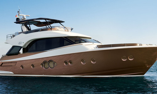 Image of MONTE CARLO YACHTS MCY 70 for sale in Italy for €1,595,000 (£1,453,674) La Spezia, , Italy