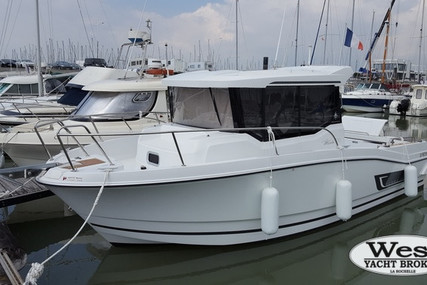 Jeanneau Merry Fisher 795 Marlin for sale in France for €65,000 (£59,361)