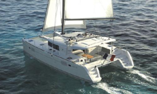 Image of Lagoon 450 for sale in Martinique for €335,000 (£296,510) Le Marin, Martinique