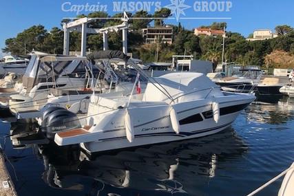 Jeanneau Cap Camarat 9.0 wa for sale in France for €112,500 (£102,118)