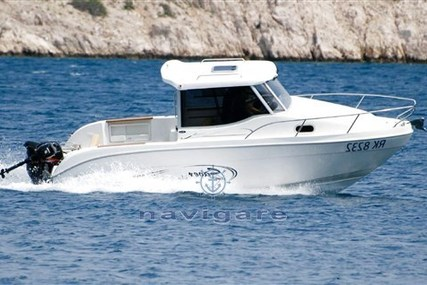 Saver Manta 21 Fisher for sale in Italy for €23,000 (£20,679)