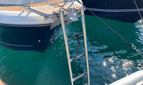 Image of Jeanneau Merry Fisher 855 for sale in Spain for €98,995 (£85,360) Ciutadella de Menorca, , Spain