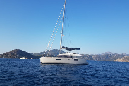 Lagoon 560 for sale in Turkey for €1,150,000 (£1,033,950)