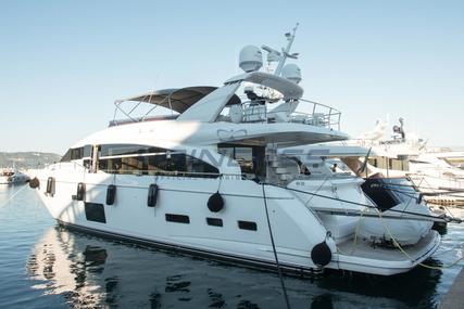 Princess 88 for sale in Italy for €4,800,000 (£4,383,602)
