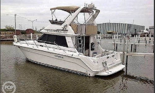Image of Sea Ray 370 Sedan Bridge for sale in United States of America for $55,600 (£40,677) Curtice, Ohio, United States of America