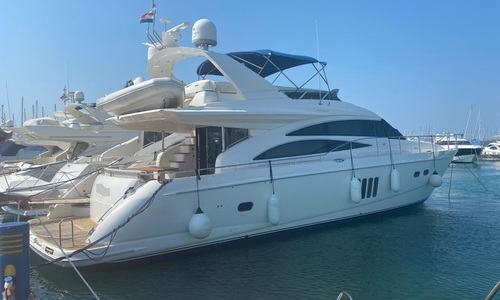 Image of Princess 67 for sale in Croatia for €799,000 (£694,511) Croatia