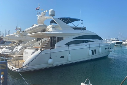 Princess 67 fly for sale in Croatia for €799,000 (£729,687)