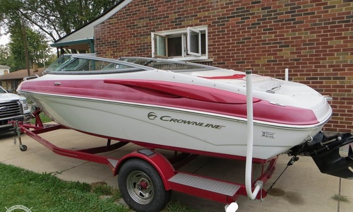 Image of Crownline 21 SS for sale in United States of America for $31,999 (£22,941) Saint Clair Shores, Michigan, United States of America